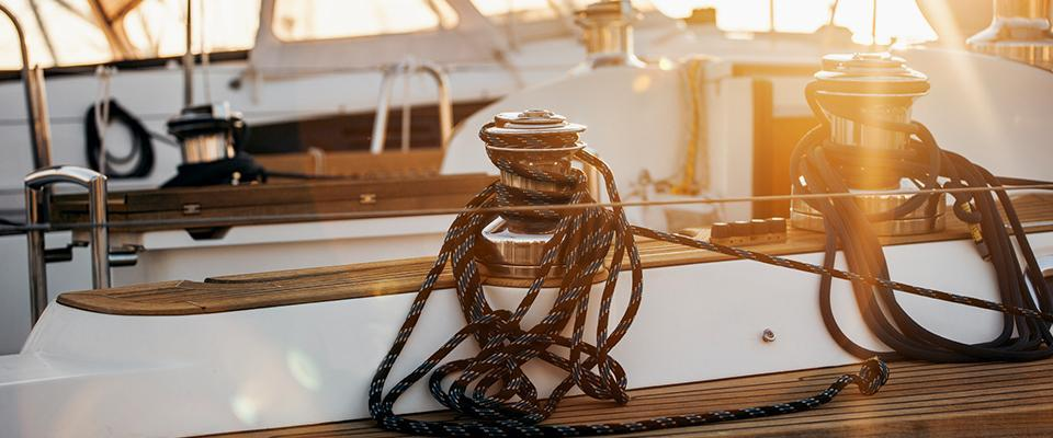 Osprzęt żeglarski